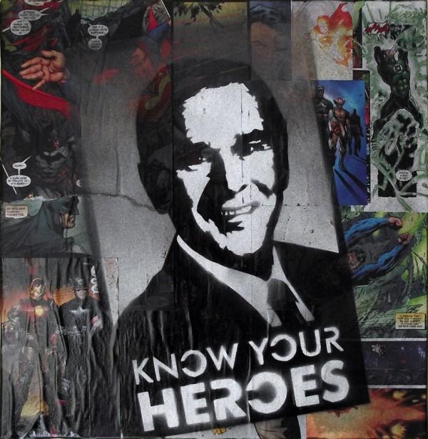 Mr Pilgrim Graffiti Artist - Buy art online, buy graffiti art on canvas, uk urban art for sale.