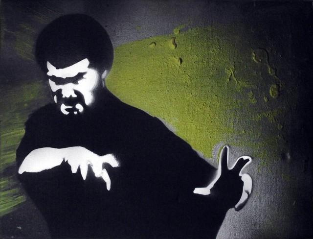 Kung Fu - Mr Pilgrim Art for Sale - Graffiti Artist