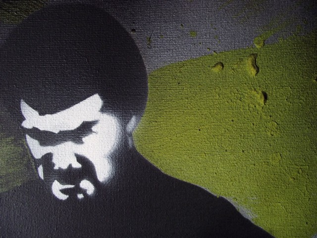 Kung Fu 21 - Mr Pilgrim Art for Sale - Graffiti Artist