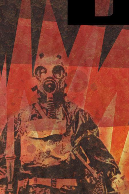 Death By Disco 2 / Mr Pilgrim Graphic Designer & Graffiti Artist
