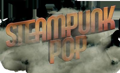 New Digital Art – Steampunk Pop