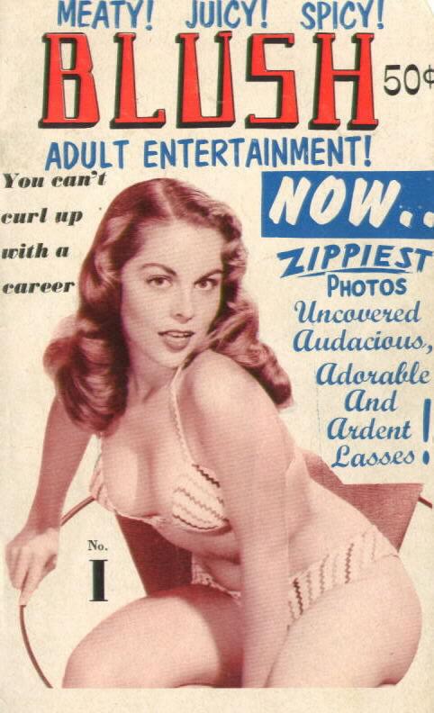 Old Magazine Covers 02 - trashy magazines, old magazines, classic art, mr pilgrim.