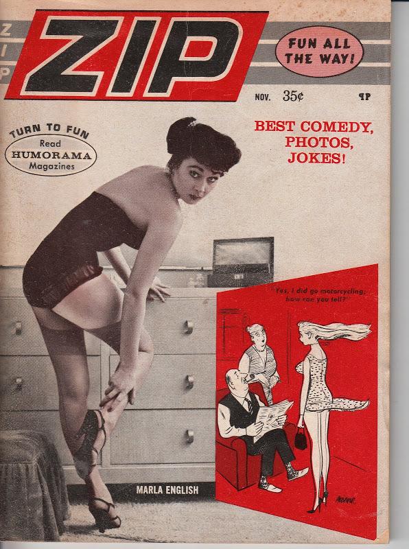 Trashy Old Magazine Covers