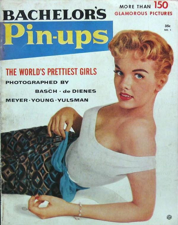 trashy magazines, old magazines, classic art, mr pilgrim.