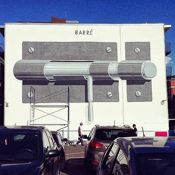Mind Bending Urban Art