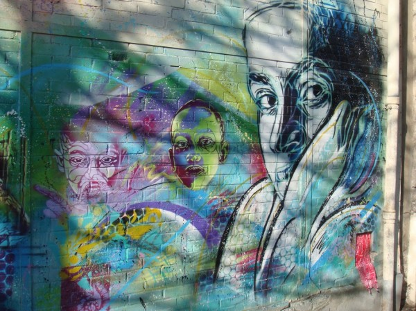 Paris Street Artists : C215