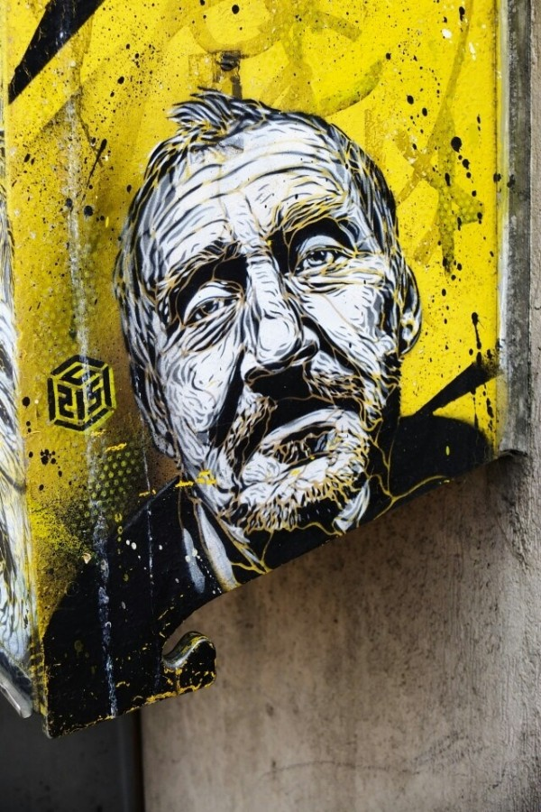 Urban Artists : The Art of C215