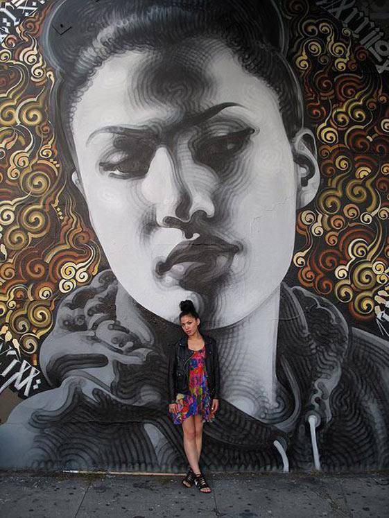 EL Mac Great Street Artists_04 Retna - Reina