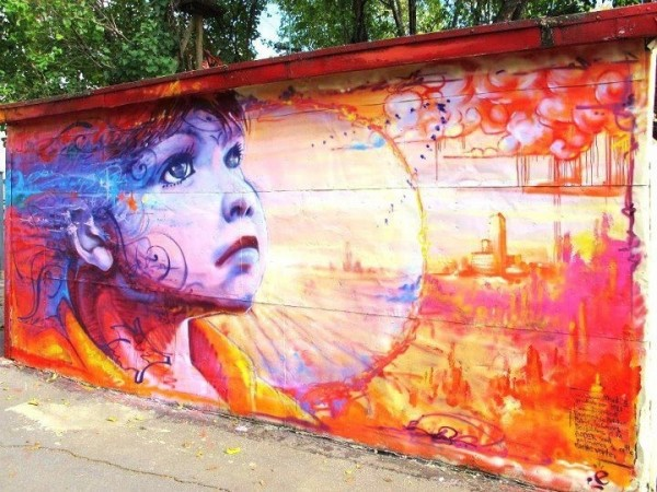 fresh colour, dope street art, hot graffiti colour, fresh graffiti, dope graffiti, wicked graffiti, Mr Pilgrim.