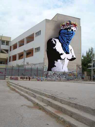 os gemeos, athens street art, alexandros vasmoulakis, goin, greece, graffiti art, urban artist.