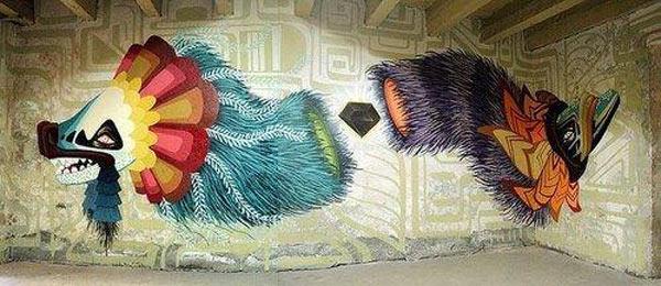 mexico, fabio martinez, graffiti art, wall mural, murals.