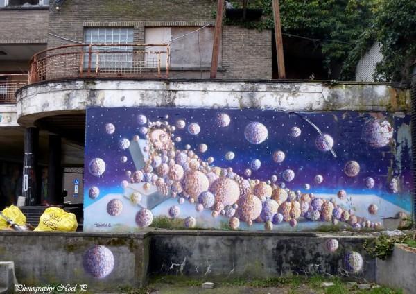 wall murals, street art, urban art, graffiti art, mr pilgrim, roa, mr thoms, pixel pancho, zildra, shepard fairey, obey.