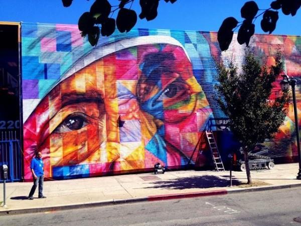 Wall Murals & Street Art | Vol 5