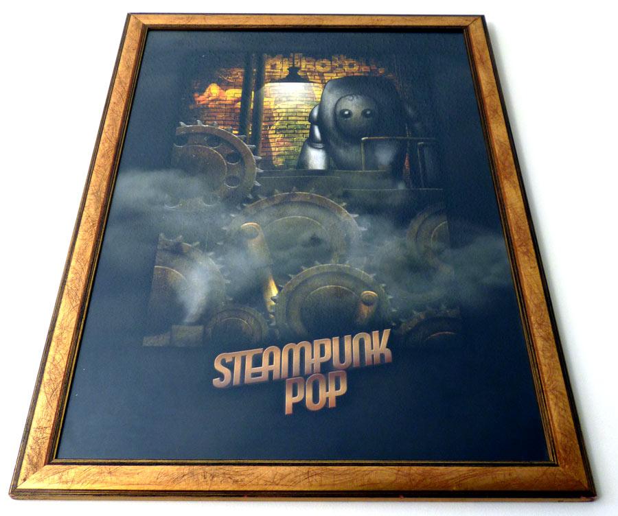 steampunk, digital art, framed art for sale, mr pilgrim, original art, buy art online.