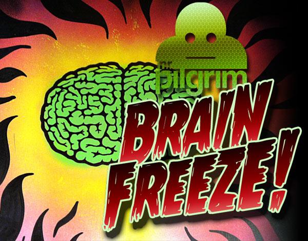 B B Brain Freeze! New art for sale