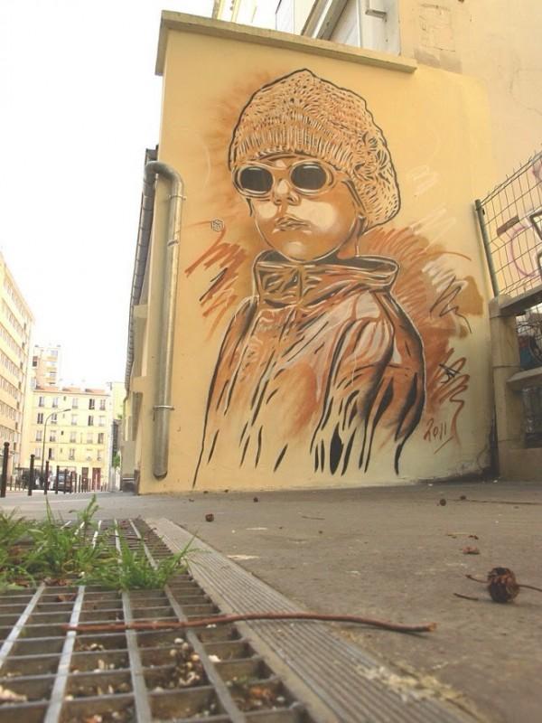 c215, urban art, graffiti art, street artists, urban artists, murals, wall mural