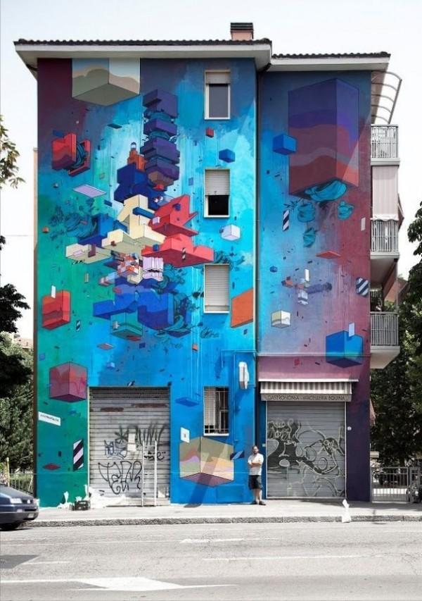 Street Art Wall Murals : Volume 9