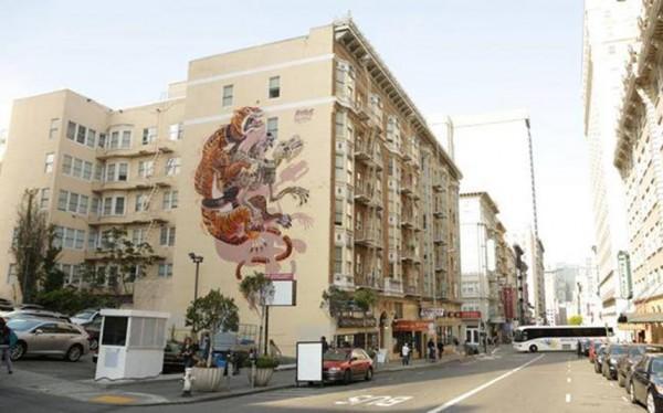 urban art, street art, street artist, urban artist, wall murals, graffiti art, nychos.