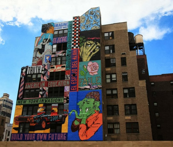 faile, greatest street art, urban art, graffiti art, street artists, urban artists, murals, wall mural
