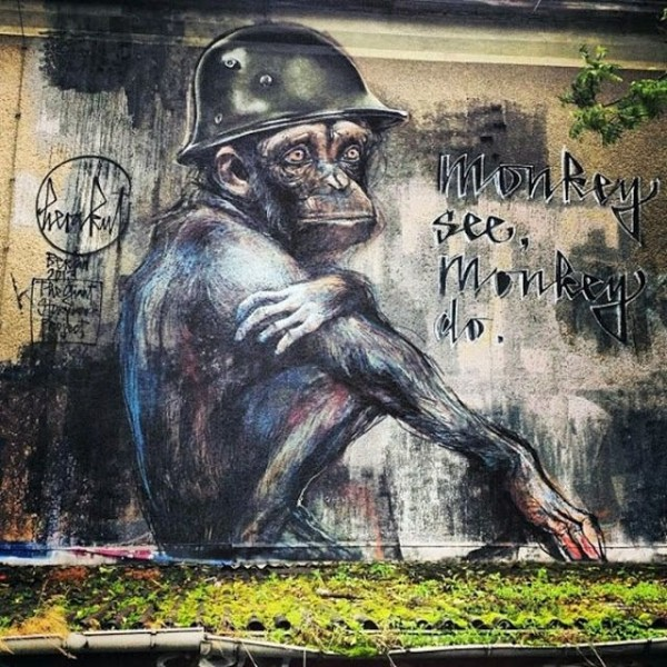 60 of the Latest & Greatest Street Art!