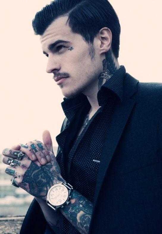 Tattoos for men archives mr pilgrim for Hottest tattoos for guys