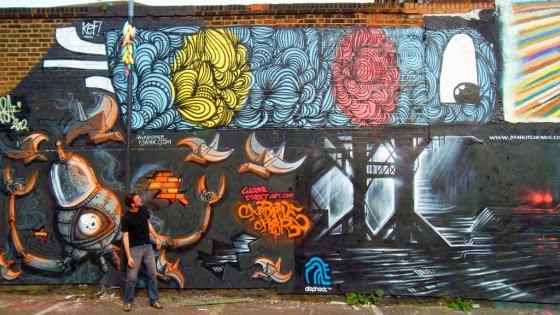 kef, greatest street art, urban art, graffiti art, street artists, urban artists, murals, wall mural