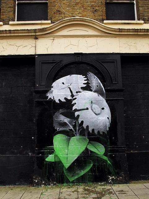ludo, greatest street art, urban art, graffiti art, street artists, urban artists, murals, wall mural