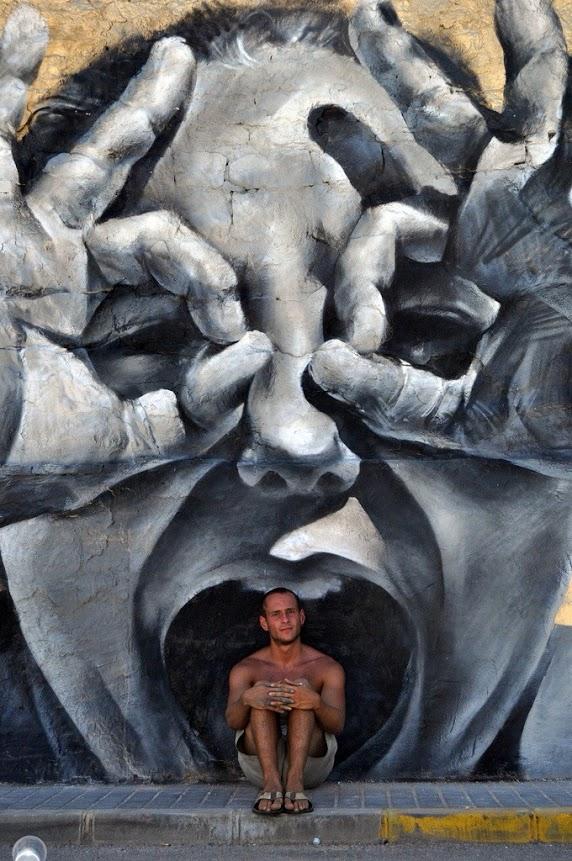 mesa, greatest street art, urban art, graffiti art, street artists, urban artists, murals, wall mural