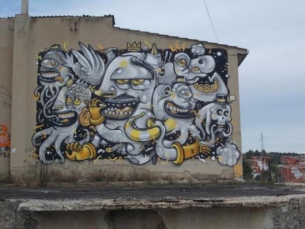 mr thoms, street art, urban art, graffiti art, urban artists, wall mural.
