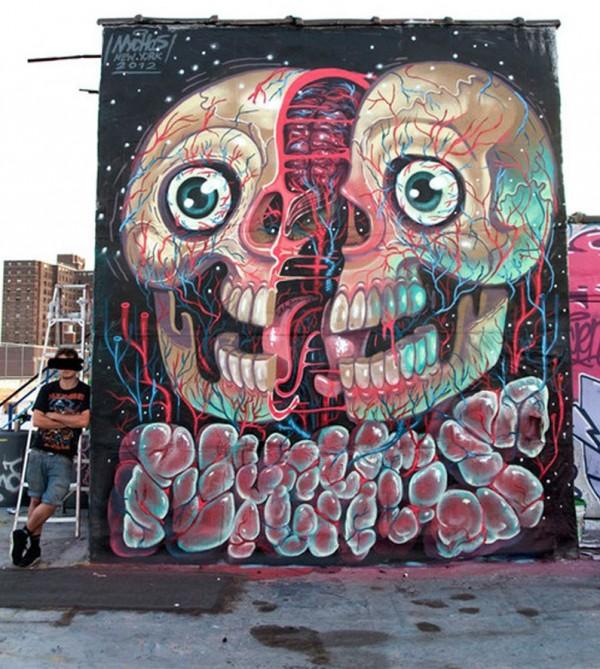 Street Artist Nychos 04