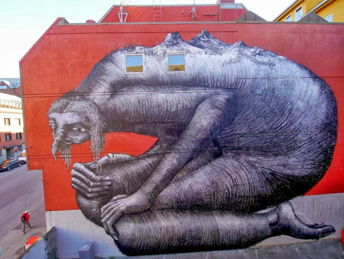 phlegm, greatest street art, urban art, graffiti art, street artists, urban artists, murals, wall mural