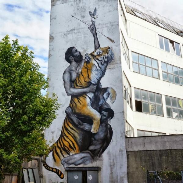 Graffiti Artists   Urban Art : Vol 7