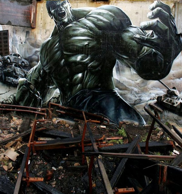 smug, greatest street art, urban art, graffiti art, street artists, urban artists, murals, wall mural