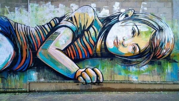 world street art, urban art, graffiti art, street artists, urban artists, wall murals, alice pasquini