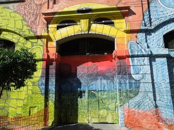 blu, world street artists, urban art, graffiti art, street art, wall murals, mural, urban artists, graffiti artists.