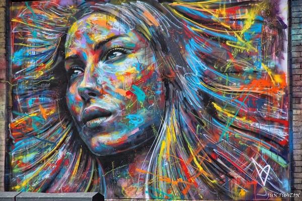 world street art, urban art, graffiti art, street artists, urban artists, wall murals, david walker.