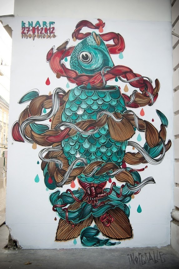 knarf, world street artists, urban art, graffiti art, street art, wall murals, mural, urban artists, graffiti artists.