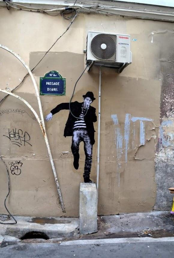 levalet, world street artists, urban art, graffiti art, street art, wall murals, mural, urban artists, graffiti artists.