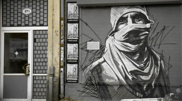 urban art, graffiti art, street artists, urban artists, wall murals, bender.