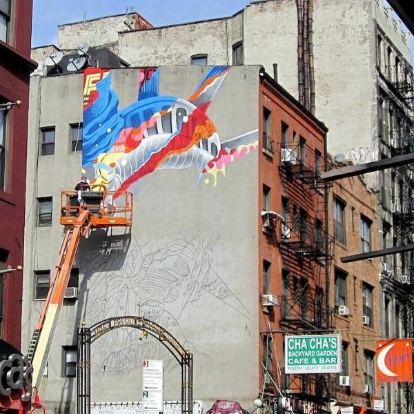 urban art, graffiti art, street artists, urban artists, wall murals, tristan eaton.