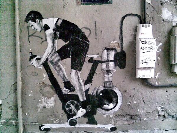 Levalet, street art online, urban artists, graffiti artists, street artists, free walls, graffiti.