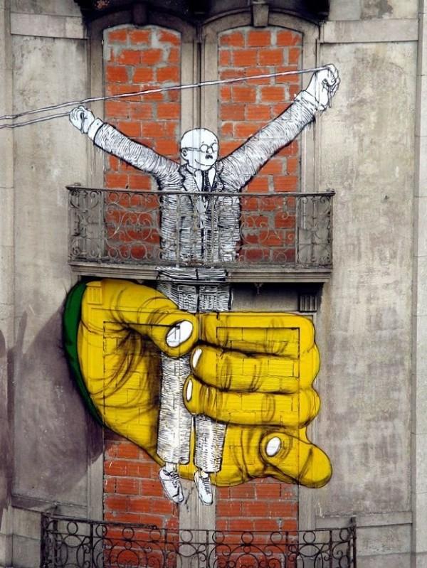os gemeos, blu, street art online, urban artists, graffiti artists, street artists, free walls, graffiti.