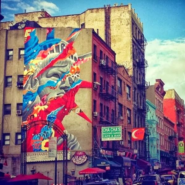 Street Art World Update 13