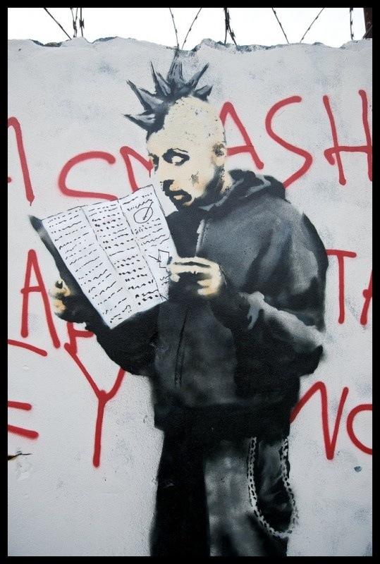 Banksy, graffiti street art, urban art online, graffiti art, street artists, urban artists, graffiti artists, free walls