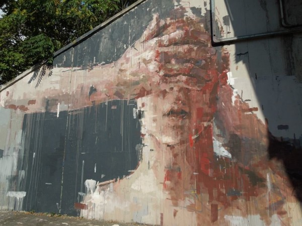 Borondo, global street art, graffiti art around the world, urban art online, murals, free walls, graffiti street art.