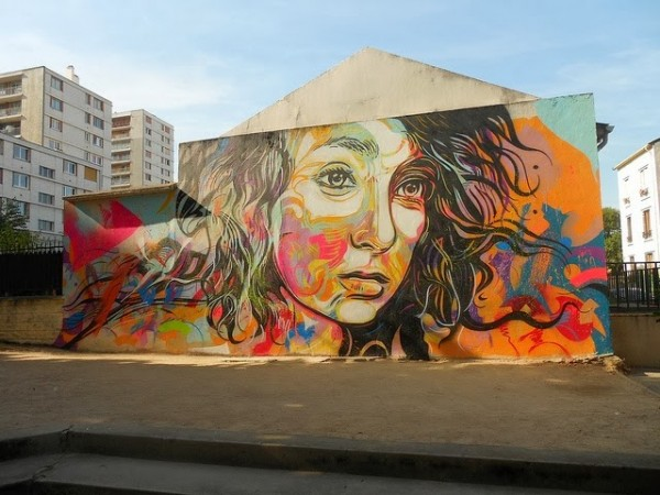 c215, france, urban art online, street artists, street art, wall murals.