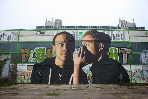 Karl Addison & James Bullough