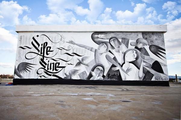Greece, Simon Silaidis, MoKa Art, graffiti street art, urban art online, graffiti art, street artists, urban artists, graffiti artists, free walls