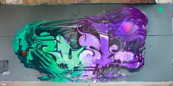 ruslana, sainer, street art, urban artists, graffiti art, street artists, urban art.