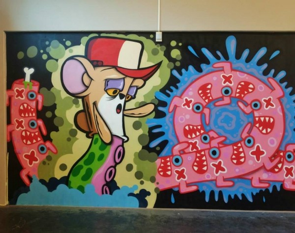 urban art online, street artists, street art, wall murals.